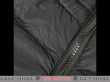 Condor Black Zephyr Lightweight Down Jacket Jackets / Sweaters / Hoodies- ModernAirsoft.com