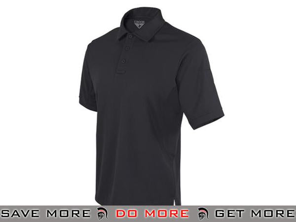 Condor Performance Tactical Polo (Black / X-Large) Shirts- ModernAirsoft.com