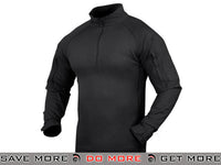 Condor Combat Shirt (Black / Medium) Shirts- ModernAirsoft.com
