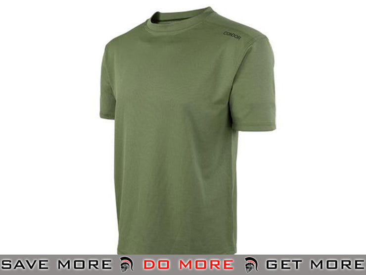 Condor Large OD Green Maxfort Training Top Shirts- ModernAirsoft.com