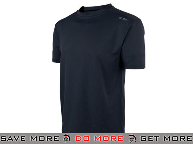 Condor Small Navy Blue Maxfort Training Top Shirts- ModernAirsoft.com