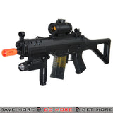 Double Eagle M82 Airsoft Electric Gun 552 AEG Rifle Package
