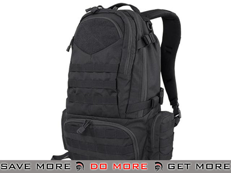 Condor Black Elite Titan Assault Pack Backpacks- ModernAirsoft.com