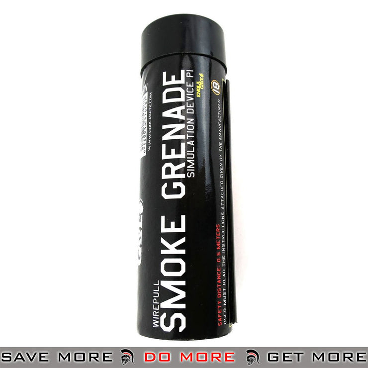 Enola Gaye White Smoke Grenade Wire Pull Airsoft Paintball WP40