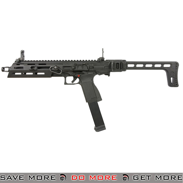 G&G SMC-9 GBB SMG Airsoft Gas Blowback Rifle