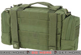 "Condor Coyote Brown Tactical MOLLE Modular ""Accessory MOLLE Pouch"" / ""Deployment Bag"" Tan / Desert / Coyote / FDE- ModernAirsoft.com"