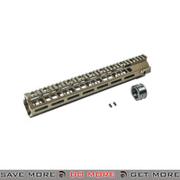 "Elite Force / VFC Avalon VR16 Saber 13"" Free Float M-LOK Rail (Bronze) RIS / RAS / Rails- ModernAirsoft.com"