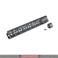 "Elite Force / VFC Avalon VR16 Saber 13"" Free Float M-LOK Rail (Black) RIS / RAS / Rails- ModernAirsoft.com"