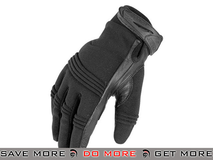 Condor Tactician Tactile Gloves (Black / Small) Gloves- ModernAirsoft.com