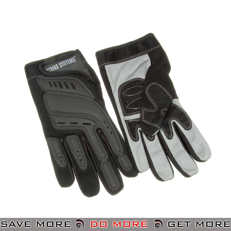 ASG STRIKE Systems Tactical Shooting Gloves Gloves- ModernAirsoft.com