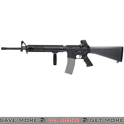 G&G TR16 R5 M16 Blowback AEG Airsoft Rifle Black