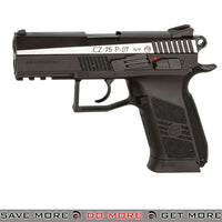 ASG CZ 75 P-07 Duty Blowback Co2 4.5mm .177 two tone