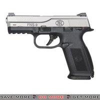 FN Herstal / Cybergun FNS-9 Airsoft Gas Blowback Pistol [TWO TONE]