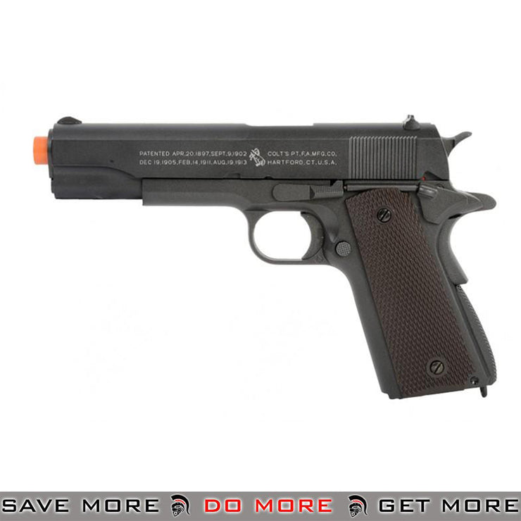 Colt 100th Anniversary Metal M1911 A1 Airsoft CO2 KWC