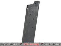 KWA 21rd Full Metal Magazine for KWA M1911A1 Series Gas Blowback Pistol - NS2 System Gas Gun Magazine- ModernAirsoft.com