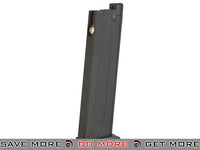 KWA 21rd Full Metal Magazine for KWA M1911 MK Series Gas Pistol - NS2 System Gas Gun Magazine- ModernAirsoft.com