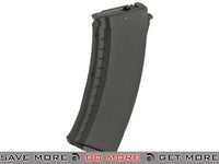 KWA AKR-74M 30/60rd ERG Magazines for KWA Airsoft Electric Recoil Rifles - Black (3 Pack) Electric Gun Magazine- ModernAirsoft.com