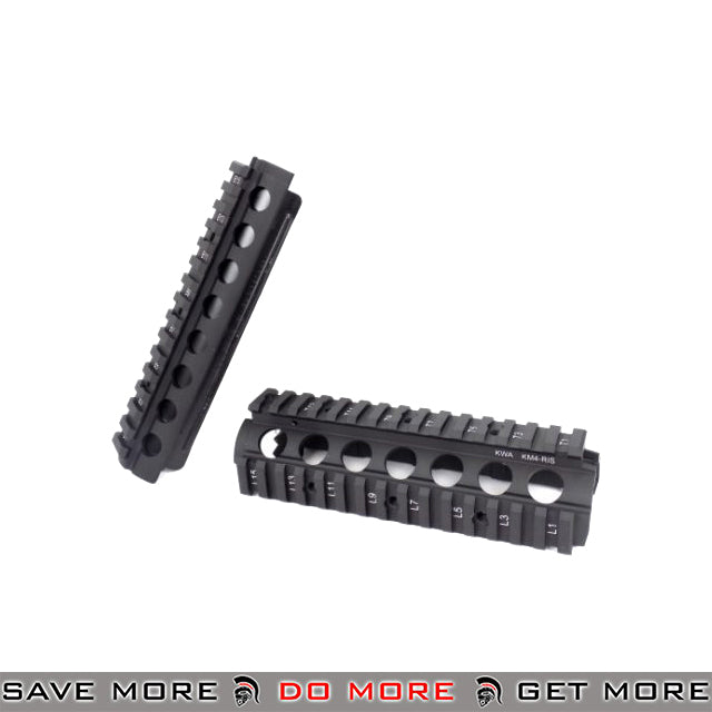 KWA OEM Replacement Part - Universal RIS Carbine Drop-In Rail System KWA KSC Parts- ModernAirsoft.com