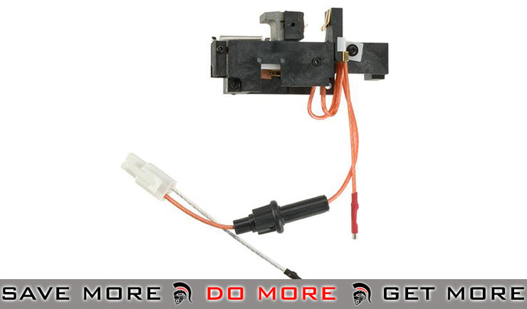 G&G G2010 Trigger Unit with Wiring Wiring & Mosfets- ModernAirsoft.com
