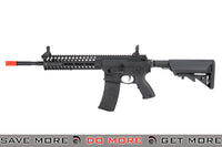 Lancer Tactical Multi Mission Airsoft Carbine AEG - Mechanical Blowback LT-102B (Black) Airsoft Electric Gun- ModernAirsoft.com