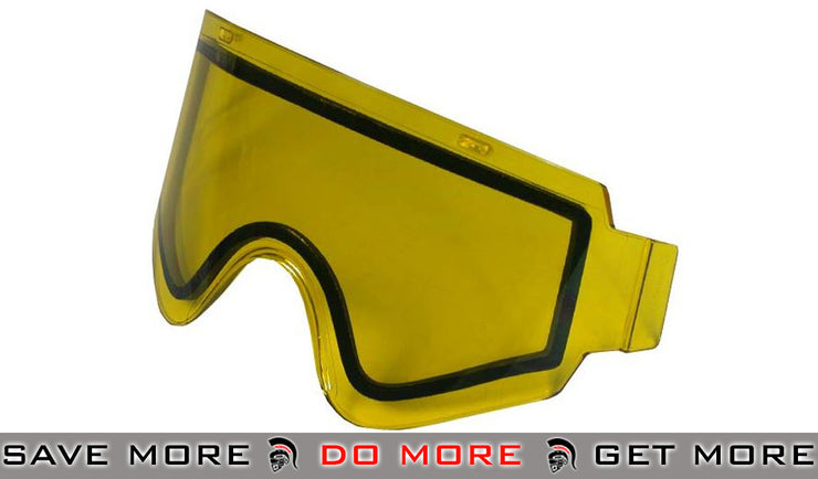 V-Force Armor Lens for V-Force Armor Mask (Yellow) Eyewear Accessories- ModernAirsoft.com