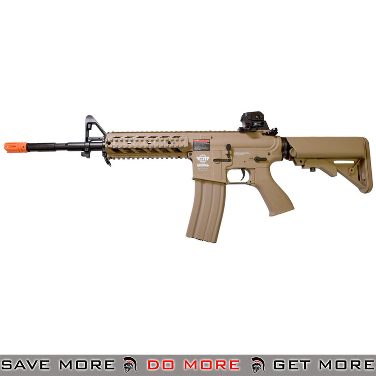 G&G Combat Machine CM16 Raider-L DST Airsoft AEG Rifle (Tan)
