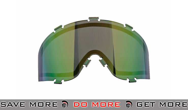 JT Spectra Thermal Lens 2.0 Hi-Def for Airsoft/Paintball Mask Prizm Yellow Retro Eyewear Accessories- ModernAirsoft.com