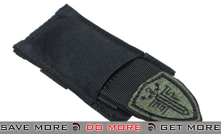 Elite Force Black Kill Rag Integrated Pouch Other- ModernAirsoft.com
