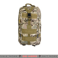 Lancer Tactical Airsoft 600D Polyester Tactical Backpack MOLLE - Multicam