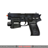 UKARMS P226 Airsoft Replica Spring Powered Pistol 216AF w/ Laser Air Spring Pistols- ModernAirsoft.com