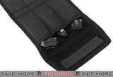 Condor Black Arsenal Knife Carry Case Black Pouches- ModernAirsoft.com
