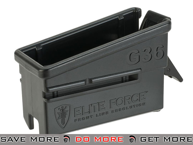 Elite Force G36 Loading Adapter for EFSL14 Pump Action Speedloader BB Accessories- ModernAirsoft.com