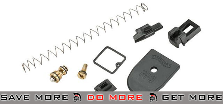 Elite Force Walther PPQ Magazine Rebuild Kit Other- ModernAirsoft.com