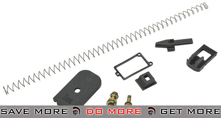Elite Force MP7 GBB Magazine Rebuild Kit Other- ModernAirsoft.com