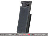 "Condor Pack of 2 Slate QD Pistol Magazine Pouch for ""Draw Down"" Waist Pack Wolf / Urban / Gray- ModernAirsoft.com"