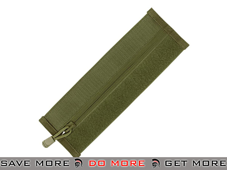 Condor VAS Zipper Insert for Vanquish Plate Carriers (OD Green) Others / Pouch Accessories- ModernAirsoft.com