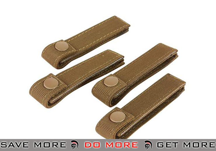Condor Set of 4 / Coyote Brown 4
