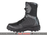 "Condor Size: 7 Black Murphy 9"" Side Zip Tactical Boot Boots- ModernAirsoft.com"