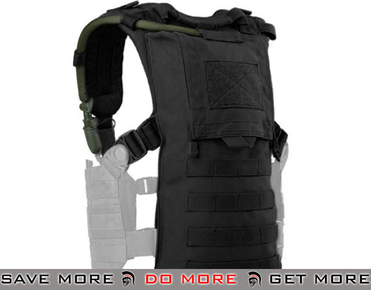 Condor Hydro Harness (Black) Hydration Carriers- ModernAirsoft.com