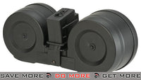 AIM G36 2500rd Electric Winding C-MAG Drum Mag Electric Gun Magazine- ModernAirsoft.com