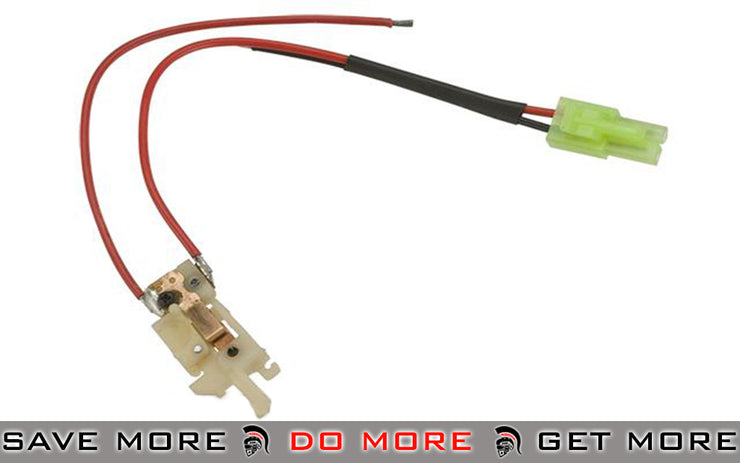 CYMA High Silicon Wire Harness for M14 Series Airsoft AEG Wiring & Mosfets- ModernAirsoft.com