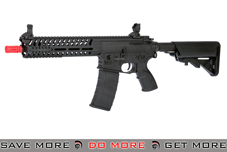 Lancer Tactical Multi-Mission Carbine Airsoft Electric Gun (Black) Airsoft Electric Gun- ModernAirsoft.com