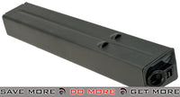Echo1 100rd Metal Mid-Cap Magazine for GAT Airsoft Submachine Gun AEG magazine- ModernAirsoft.com