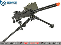 EMG M1919 Gen 2 Automatic Squad Support Airsoft AEG (Package: Gun and Pintle) Airsoft Electric Gun- ModernAirsoft.com
