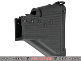 A&K Fixed Stock for M60/MK60 Series Airsoft AEG Stocks- ModernAirsoft.com