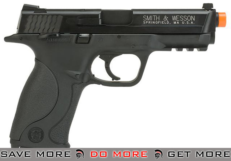 S&W M&P 9 CO2 Blowback Airsoft Pistol with Metal Slide