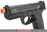 S&W M&P 9 CO2 Blowback Airsoft Pistol with Metal Slide by Cybergun Pistols / Hand Guns- ModernAirsoft.com