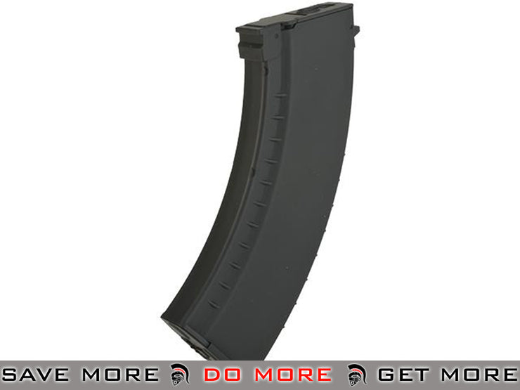 CYMA 550rd Hi-Cap Polymer Magazine for Airsoft AK Series AEG - (Color: Black) Electric Gun Magazine- ModernAirsoft.com