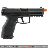 H&K Licensed VP9 Green Gas Blowback Airsoft GBB Pistol by VFC (Black)