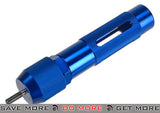 6mmProShop CO2 Charger - Blue Airsoft Gas & Co2- ModernAirsoft.com